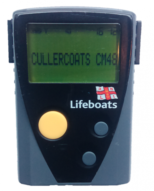 RNLI-pager